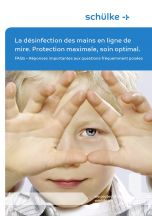 Désinfection des mains FAQ