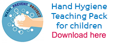 Hand hygiene teaching pack for children of all ages